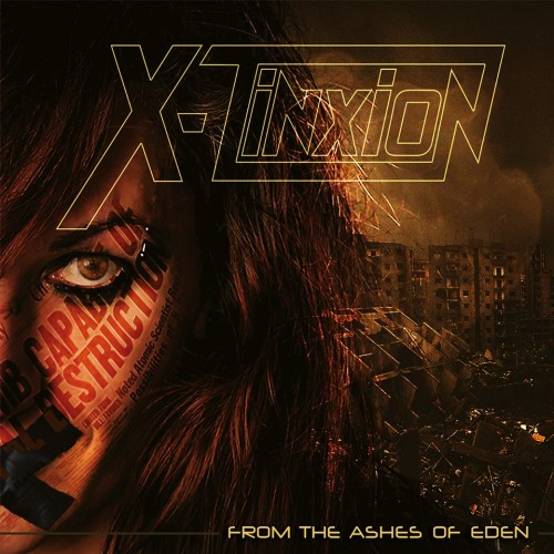 X-Tinxion - From the Ashes of Eden (2016)
