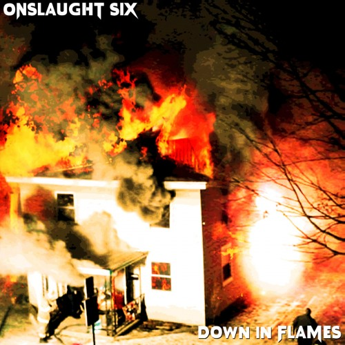 Onslaught Six - Down In Flames (2016)