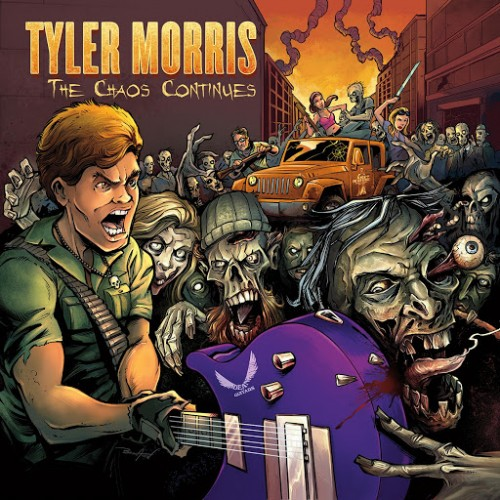 Tyler Morris - The Chaos Continues (2016)