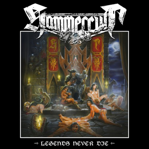 Hammercult - Legends Never Die (EP) (2016)