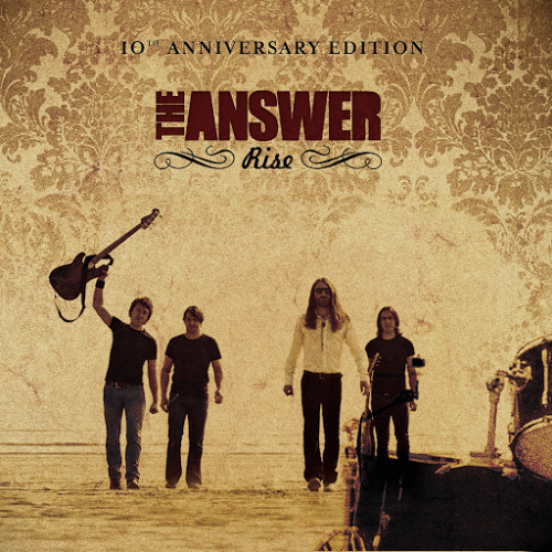 The Answer - Rise (10th Anniversary Edition) (2016)