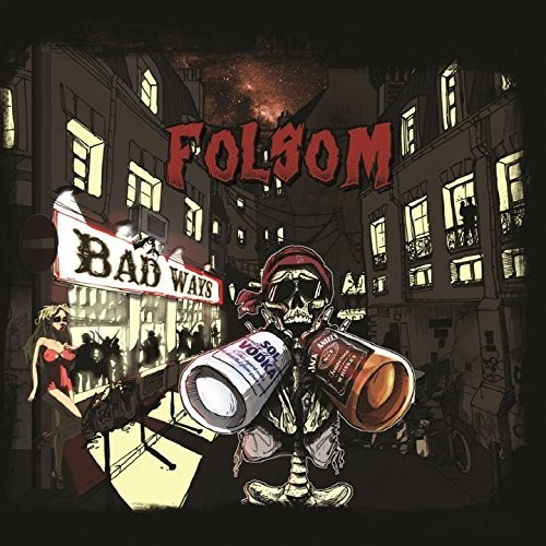 Folsom - Bad Ways (2016)
