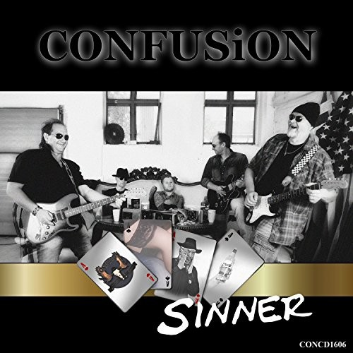 Confusion - Sinner (2016)