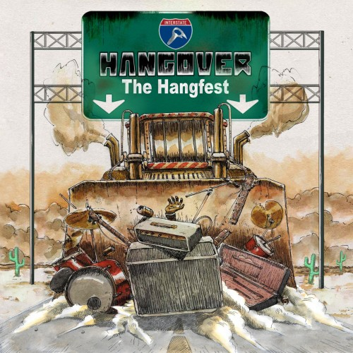 Hangover - The Hangfest (2016)