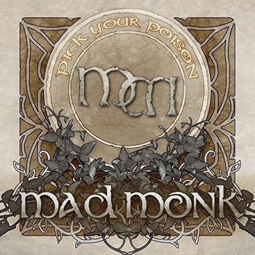 Mad Monk - Pick Your Poison (2016)