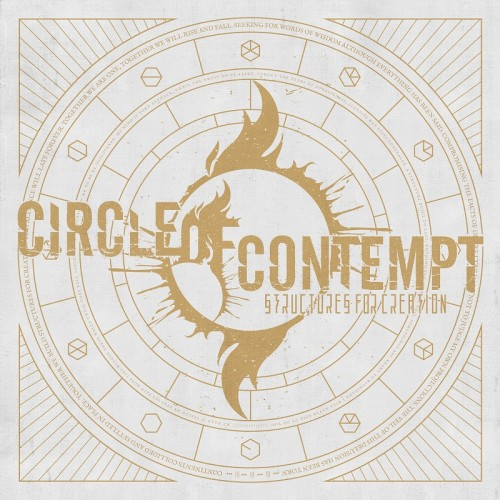 Circle of Contempt - Structures for Creation (2016)