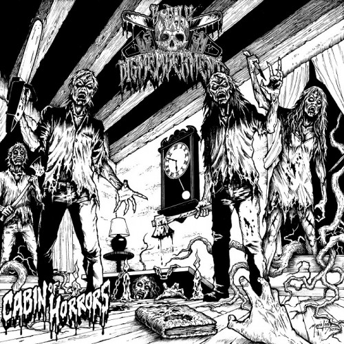 Bodily Dismemberment - Cabin Of Horrors (2016)