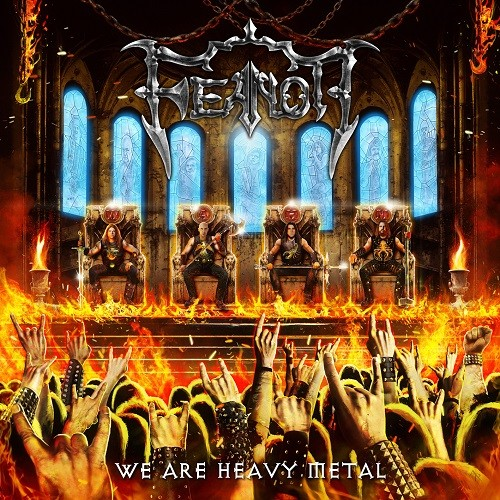 Feanor - We Are Heavy Metal (2016)