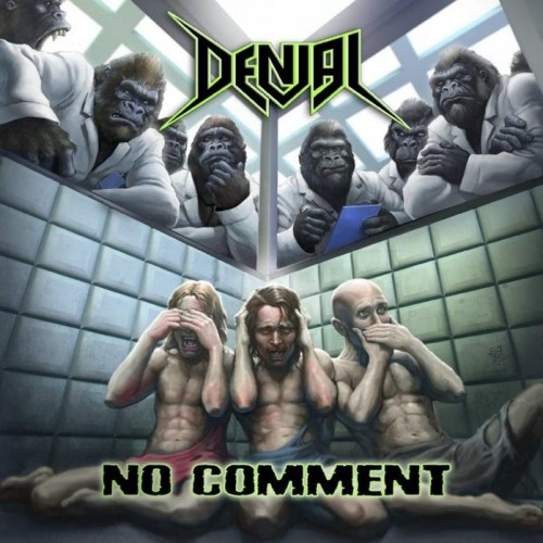 Denial - No Comment (Re-issue) (2016)