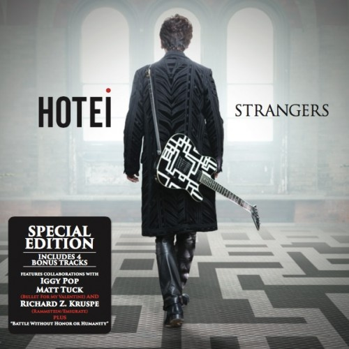 Hotei - Strangers (2016) [Special Edition]