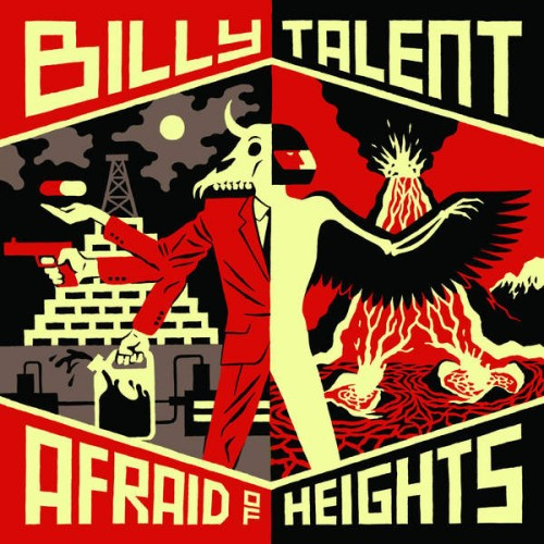 Billy Talent - Afraid of Heights (Deluxe Edition) (2016)