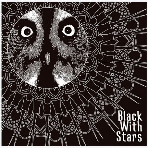 Black With Stars - Black With Stars (2016)