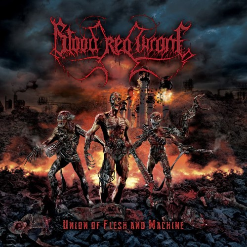 Blood Red Throne - Union of Flesh And Machine (2016)