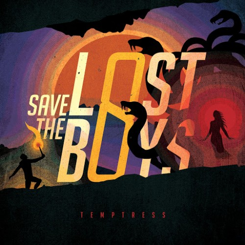 Save The Lost Boys - Temptress (2016)