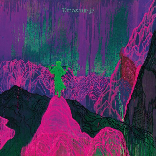 Dinosaur Jr. - Give a Glimpse of What Yer Not (2016)