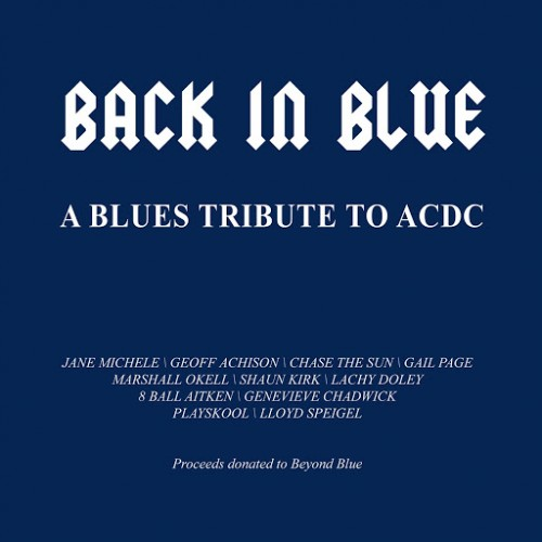 Various Artists - Back In Blue (A Blues Tribute to AC/DC) (2016)