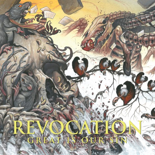 Revocation - Discography (2005-2016)