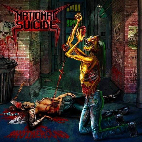 National Suicide - Anotheround (2016)