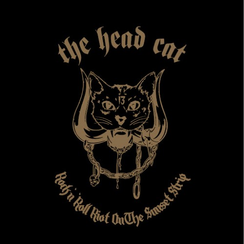 The Head Cat - Rock N Roll Riot on The Sunset Strip (2016)