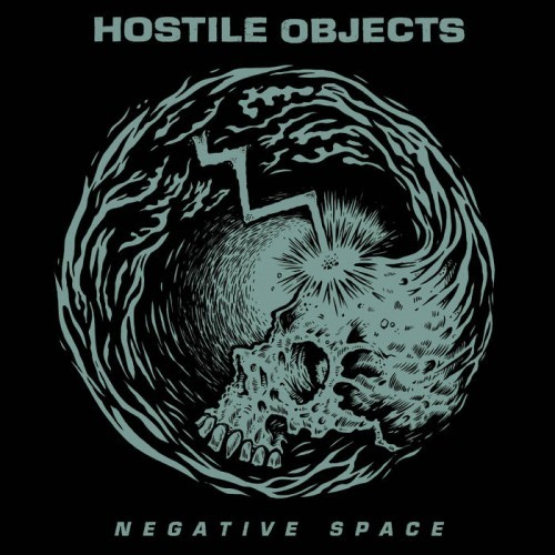 Hostile Objects - Negative Space (2016)