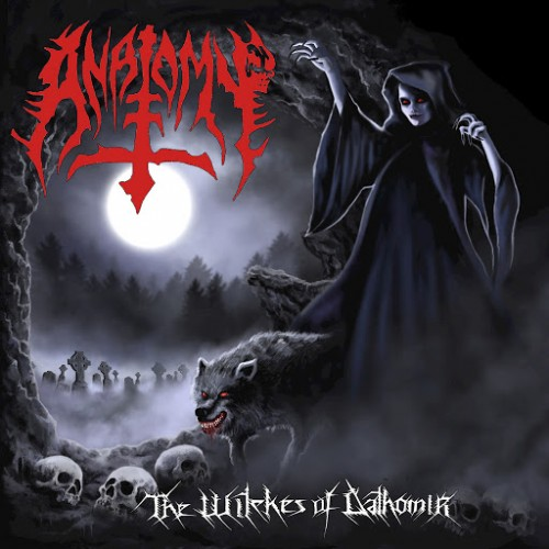 Anatomy - The Witches of Dathomir (Reissue) (2016)