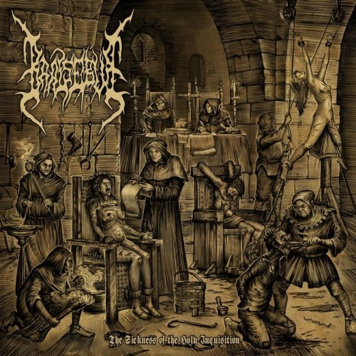 Baalsebub - The Sickness Of The Holy Inquisition (2016)