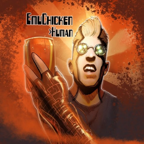 Emuchicken - More Than Human (2016)