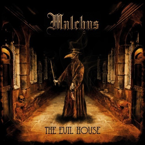 Malchus - The Evil House (English Edition) (2016)