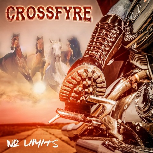 Crossfyre - No Limits (2016)
