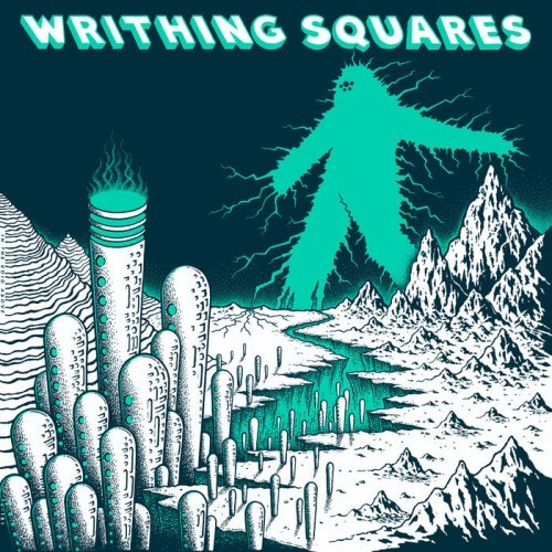 Writhing Squares - In The Void Above (2016)