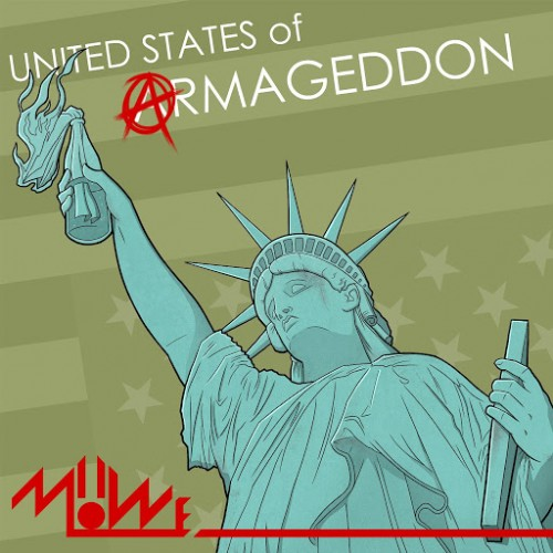Möwe - United States of Armageddon (2016)