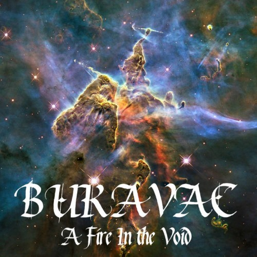 Bukavac - A Fire In The Void (2016)