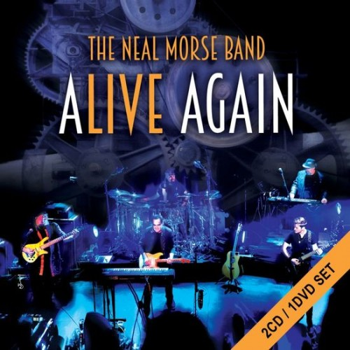The Neal Morse Band - Alive Again (Live) (2016)