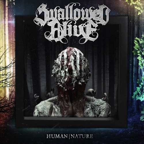 Swallowed Alive - Human|Nature (2016)