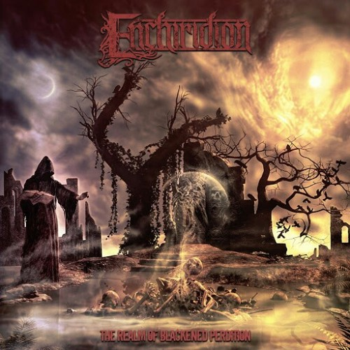 Enchiridion - The Realm of Blackened Perdition (2016)