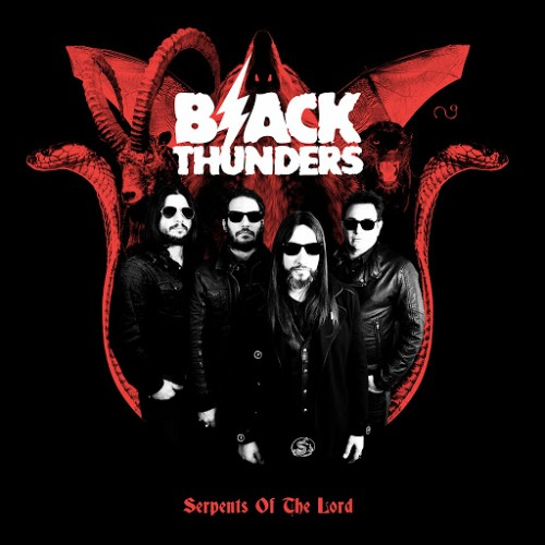Black Thunders - Serpents of the Lord (2016)