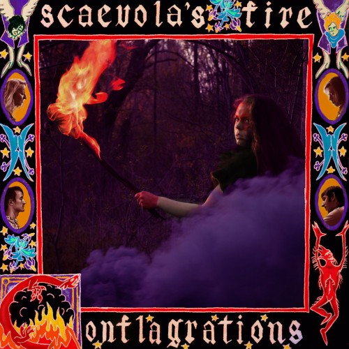 Scaevola's Fire - Conflagrations (2016)