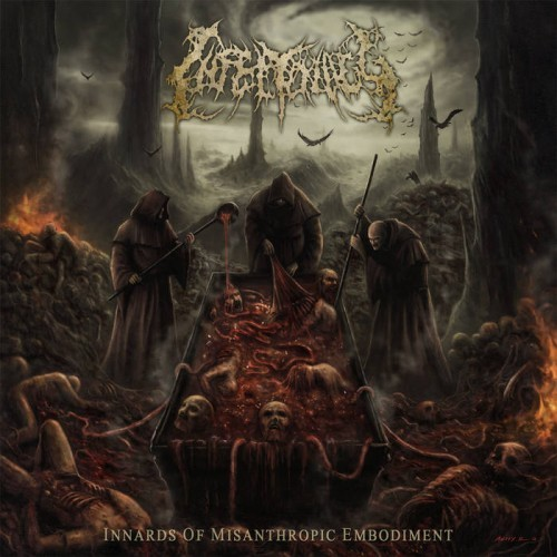 Infectology - Innards of Misanthropic Embodiment (2016)
