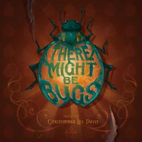Christopher Lee Davis - There Might Be Bugs (2016)