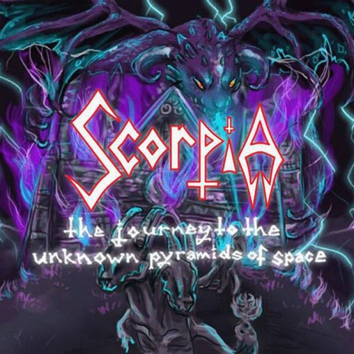 Scorpia - The Journey to the Unknown Pyramids of Space (2016)