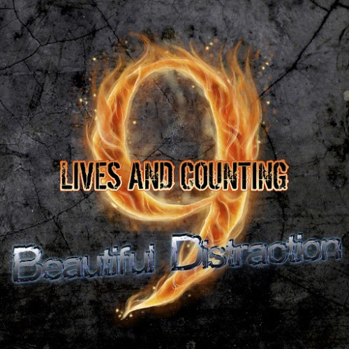 9 Lives And Counting - Beautiful Distraction (2016)