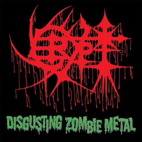 Crypt - Disgusting Zombie Metal (2016)