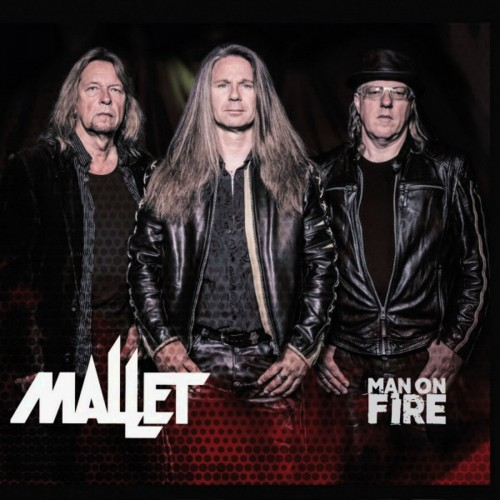 Mallet - Man On Fire (2016)