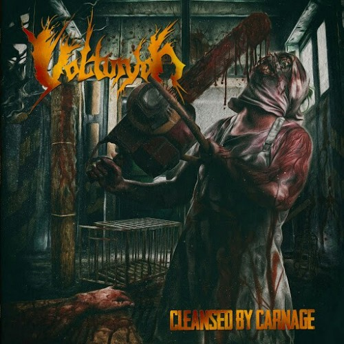 Volturyon - Cleansed by Carnage (2016)