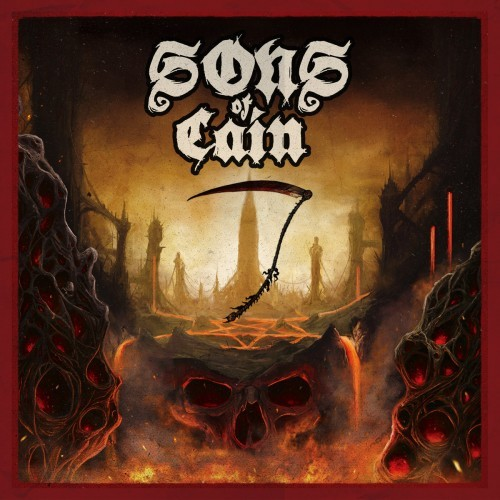 Sons Of Cain - Seven (2016)
