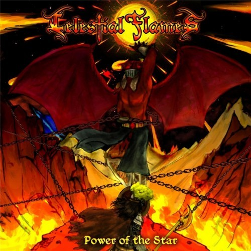 Celestial Flames - Power of the Star (2016)