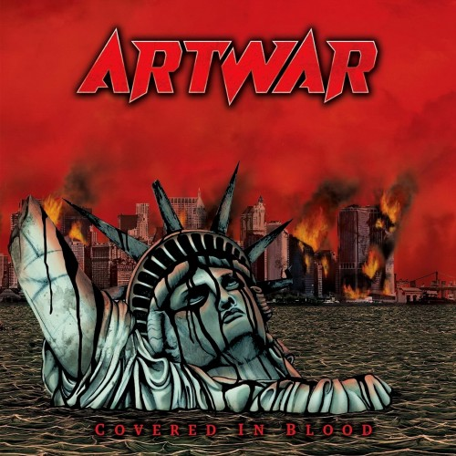 Artwar - Covered In Blood (2016)