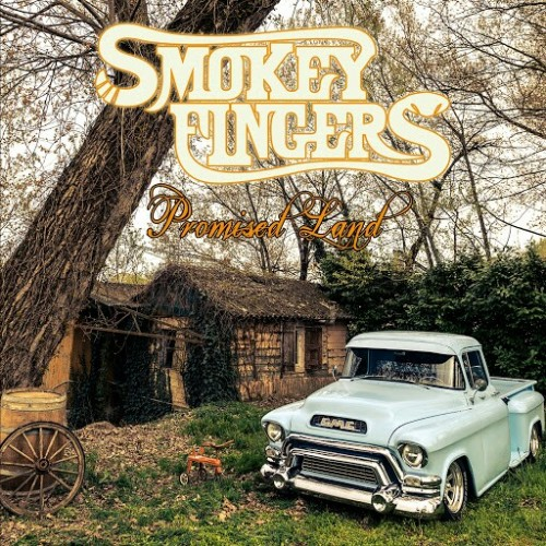 Smokey Fingers - Promised Land (2016)