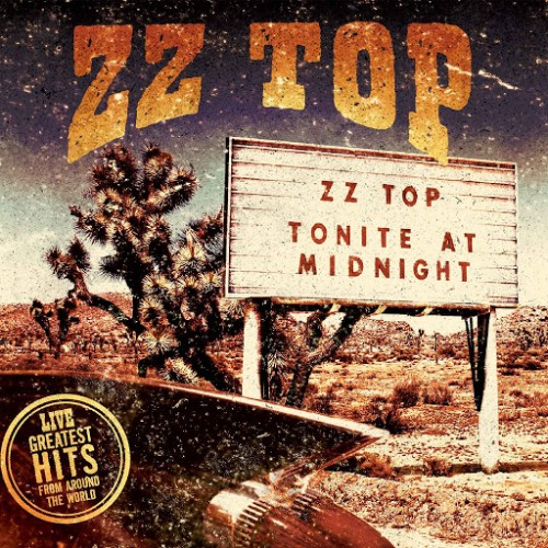ZZ Top - Live: Greatest Hits From Around The World (2016)