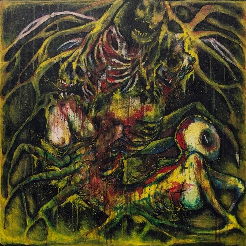 Altered Dead - Altered Dead (2016)